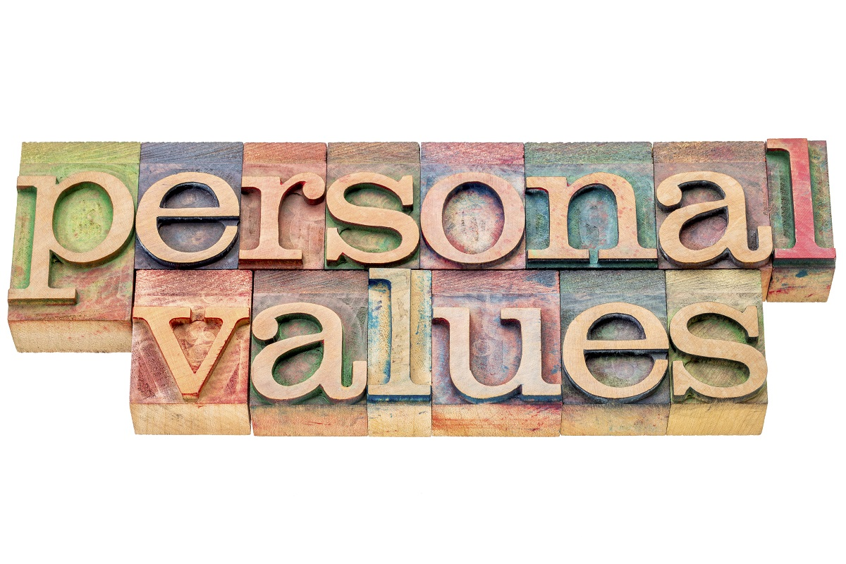 17 05 02 Does your personality drive your values